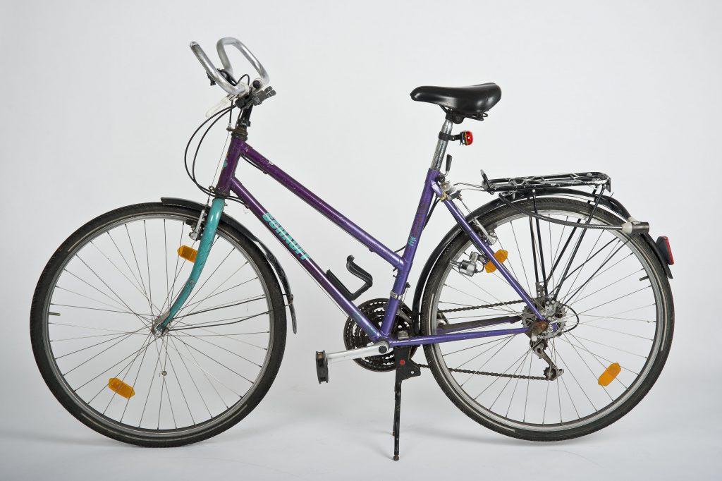 Fahrrad in Dreisam-Nähe gefunden - wem gehört dies?