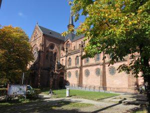 Johanneskirche in Freiburg als Tatort?