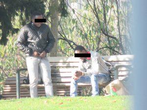 Colombipark dient als Treffpunkt von Drogenabhängigen, Homosexuellen und Asylbewerbern