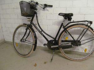 Fahrrad Diebstahl 2 Freiburg
