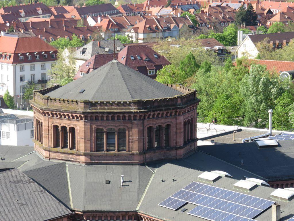 Justizvollzugsanstalt (JVA) in Freiburg