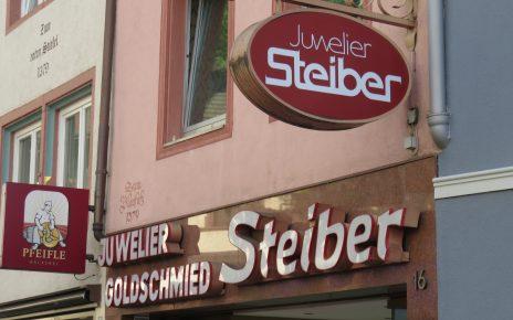 Juwelier Steiber Überfall Freiburg Unterlinden Täterin festgenommen