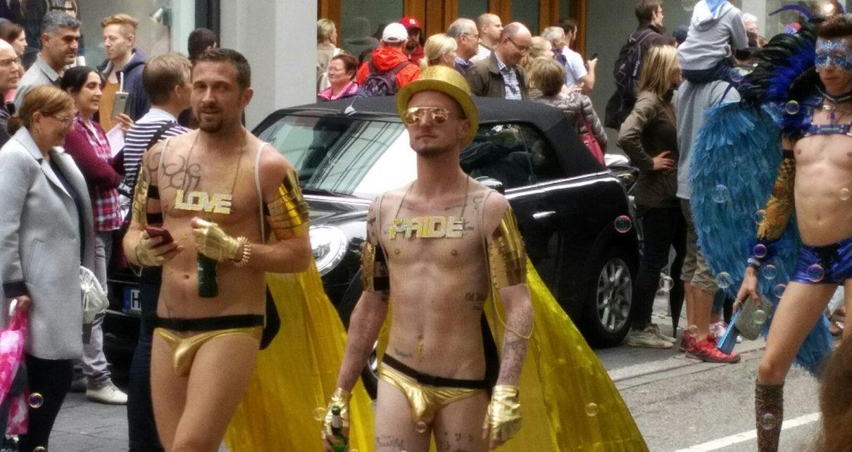 CSD Mannheim 2017 Christopher Street Day