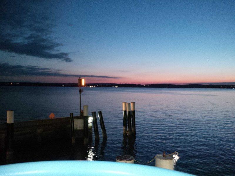 Reisen mit Ersatzpassagier können teuer werden - auch zum Bodensee