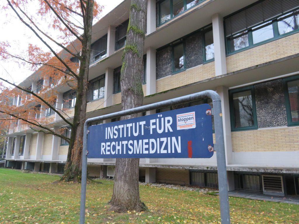 Gerichtsmedizin Freiburg