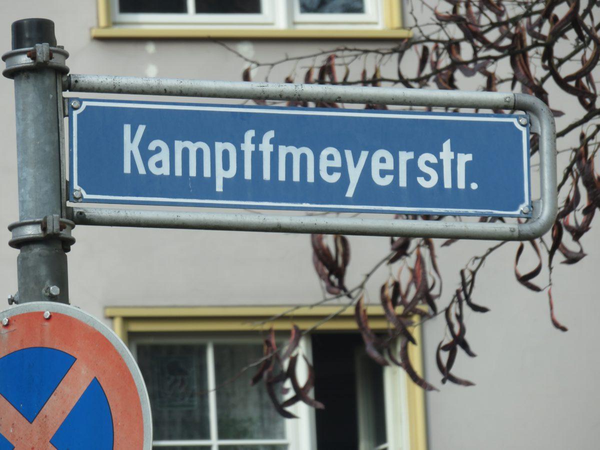 Kampffmeyerstrasse Freiburg