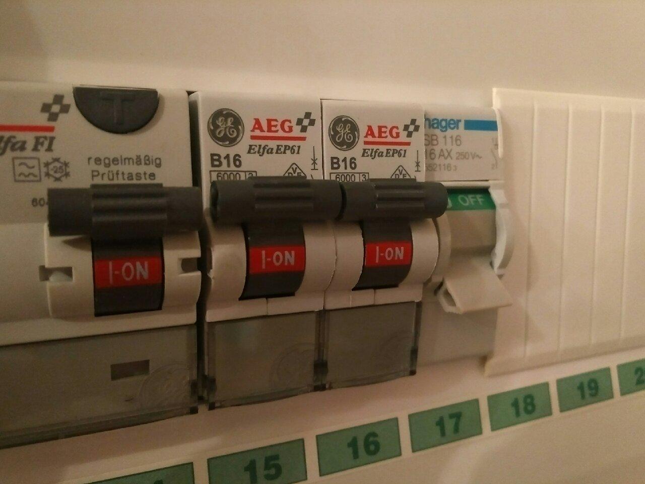 Stromausfall Sicherung Freiburg