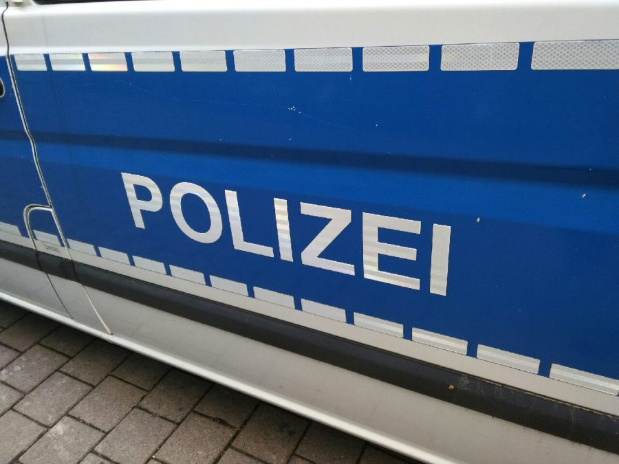 Polizei in Freiburg