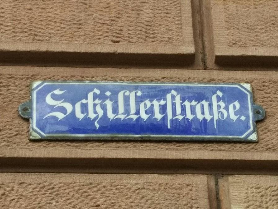 Schillerstraße Freiburg