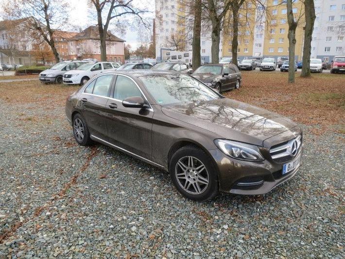 Fahrzeug vermeintlicher Einbrecher aus Litauen