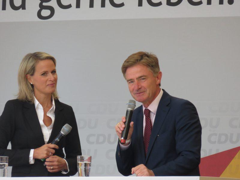 Claudia von Brauchitsch und Matern von Marschall