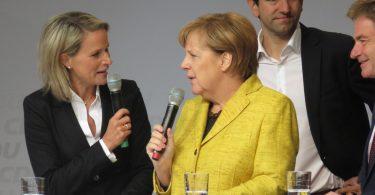 Merkel in Freiburg