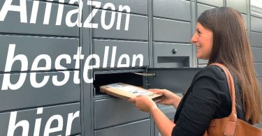 Amazon Locker Box - Konkurrenz zur DHL Packstation