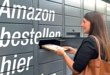 Amazon Locker Box - Konkurrenz zur DHL Packstation