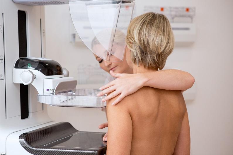 Brustkrebs Mammographie