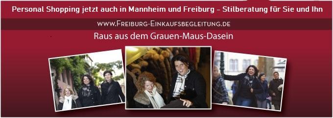 Personal Shopping Freiburg Mannheim