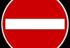Einfahrt-verboten-schild-einreise-weil-somalier-ausgewiesen