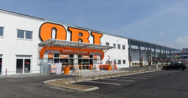 OBI Freiburg Haid Munzinger Strasse Neueröffnung Baumarkt
