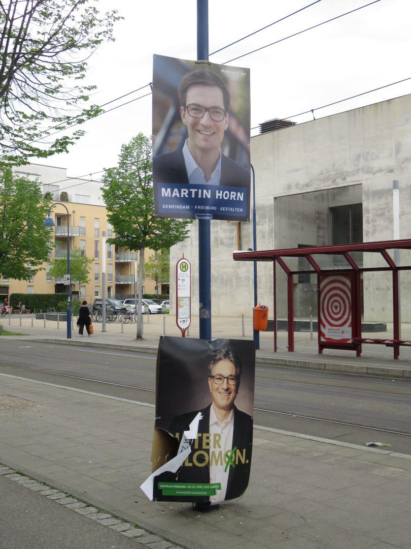 Horn Salomon Stein ob wahl freiburg