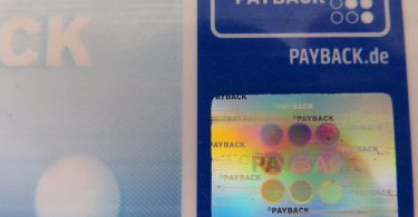 Payback Karte Punkte Vorteile Prämien Einkaufsgutscheine