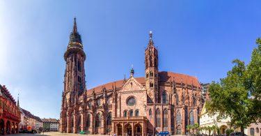 Freiburg im Breisgau, Freiburger Münster