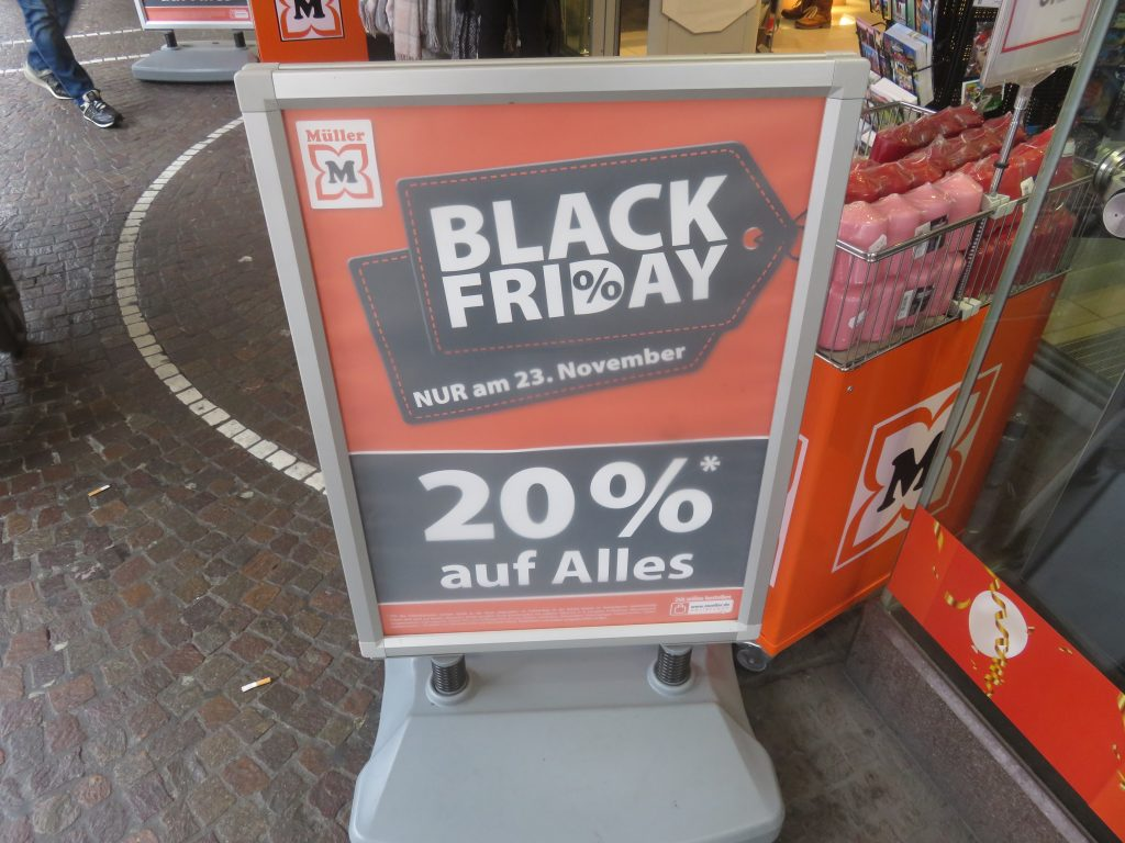 müller black friday freiburg