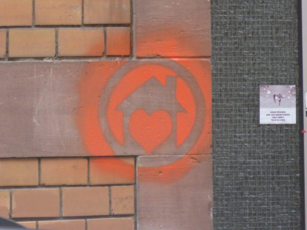 Hausbesetzung Guntramstraße Freiburg 44