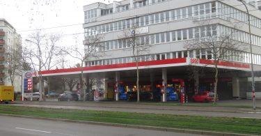 Überfall Esso Tankstelle Sundgauallee Freiburg