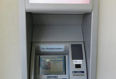 Geldautomat Sprengung Emmendingen