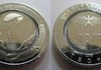 10 Euro In der Luft 2019 Münze
