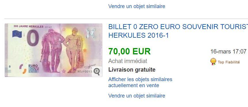 Null Euro Schein Kassel in Ebay