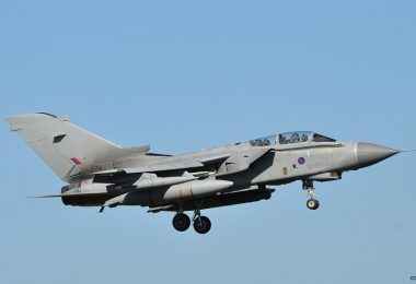 Absturz Eurofighter
