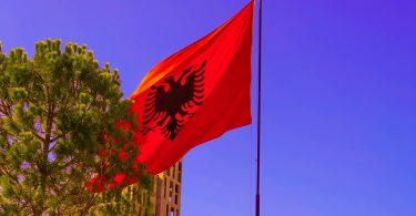 Albanien-drogen