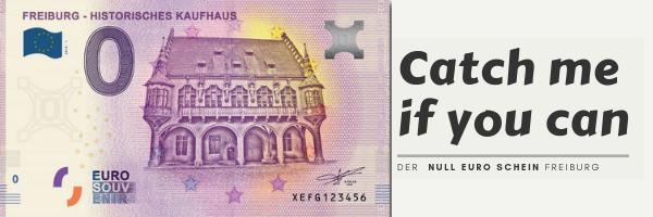 Null Euro Schein Freiburg