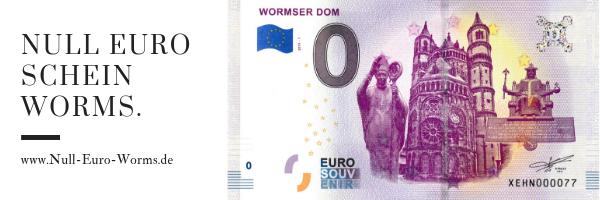 Null Euro Schein Worms