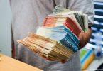 Bargeld Bundespolizei Lindau Kokain