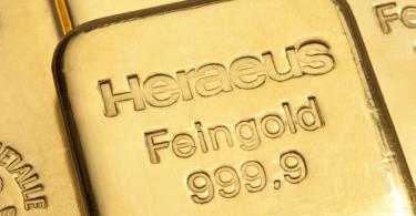 Goldbarren Pro Aurum