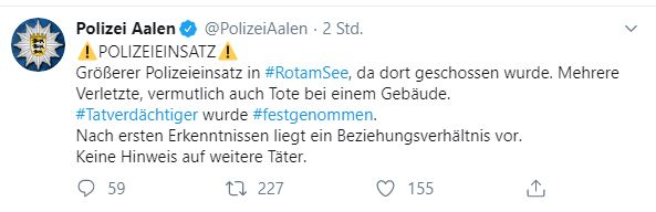Rot am See Tote