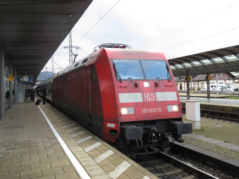Bahn Freiburg