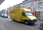 DHL Deutsche Post Paketporto