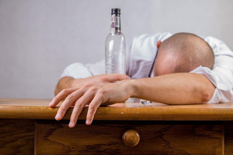 alkohol-unfall