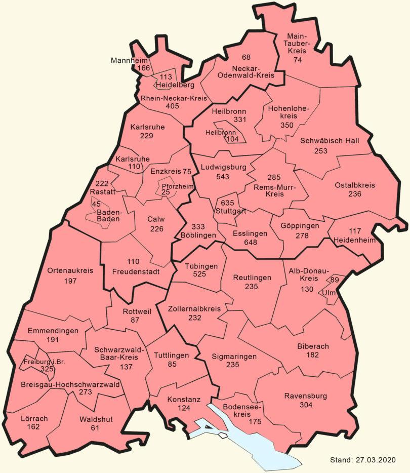 Corona Baden-Württemberg