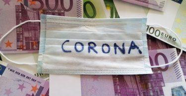 Corona Bargeld