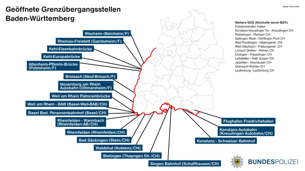 Corona Einschränkungen Baden Württemberg