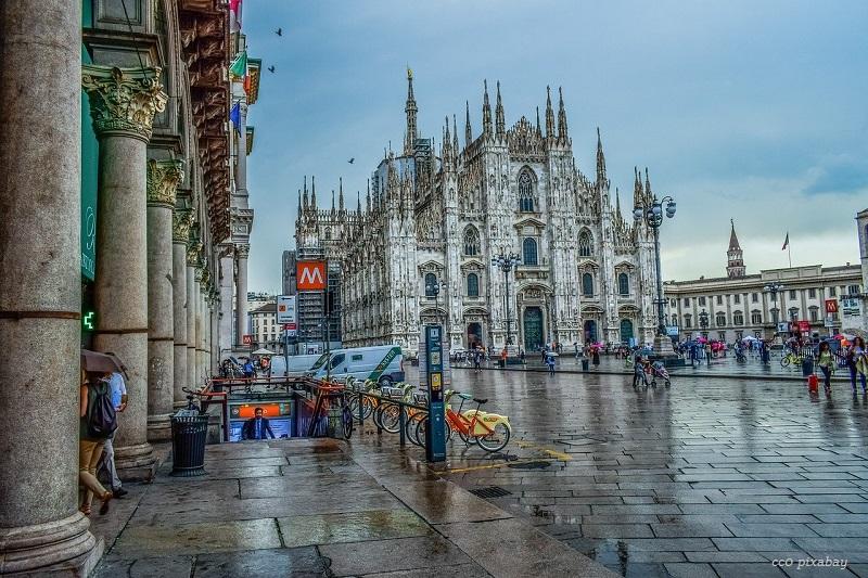 mailand-italien