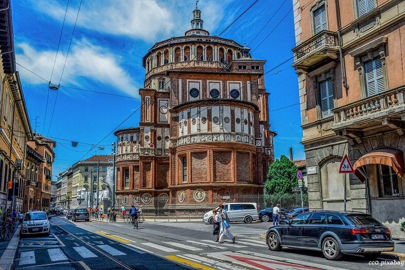 Mailand Corona-Reisesperre