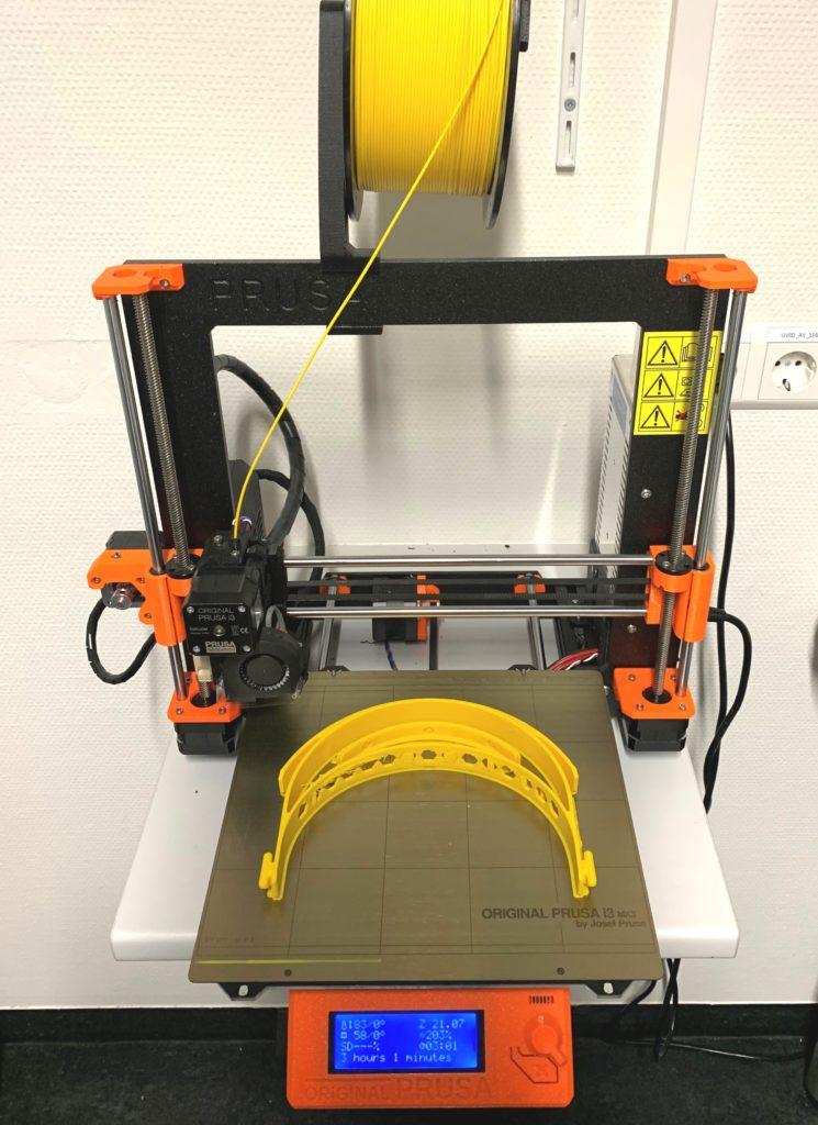 3D-Drucker Visierteil
