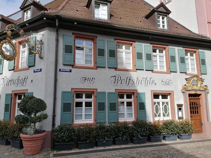 Restaurant Wolfshöhle Freiburg