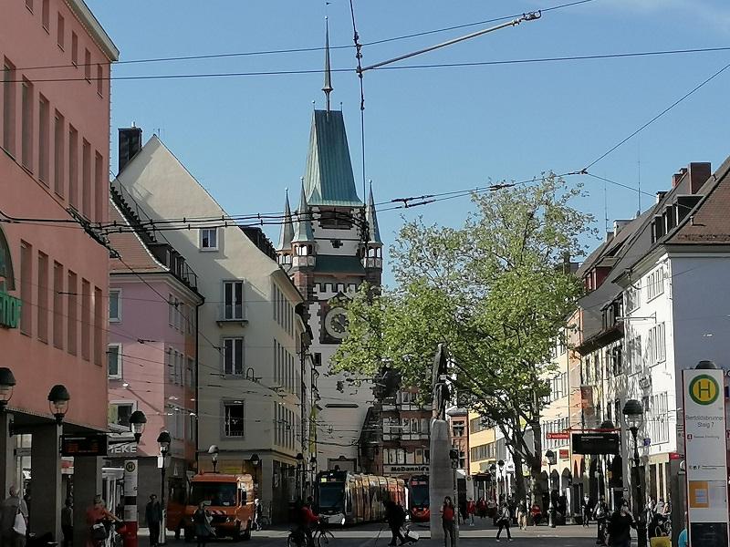 Freiburg-Innenstadt-Martinstor