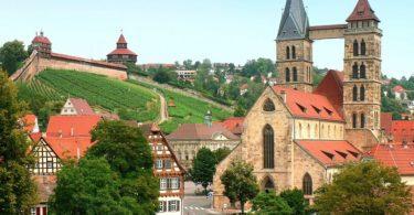 Esslingen Kirche